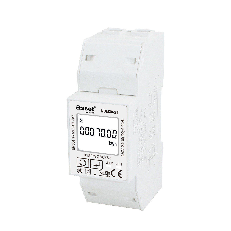 Asset Monofaze Elektrik Sayaçları