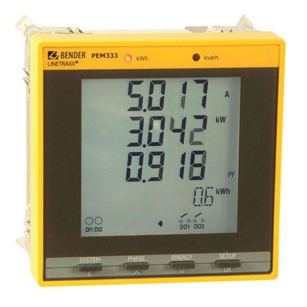 PEM33x Enerji Analizörleri
