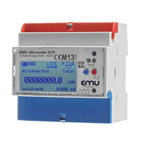 Professional/Allrounder Ray Tipi Elektrik Sayaçları