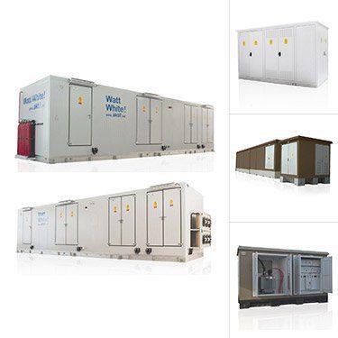 Compact Substations / E-House