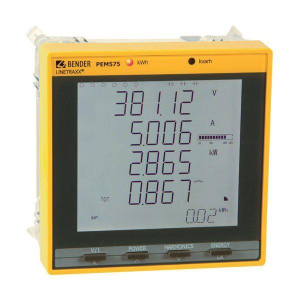 PEM575 Enerji Analizörleri