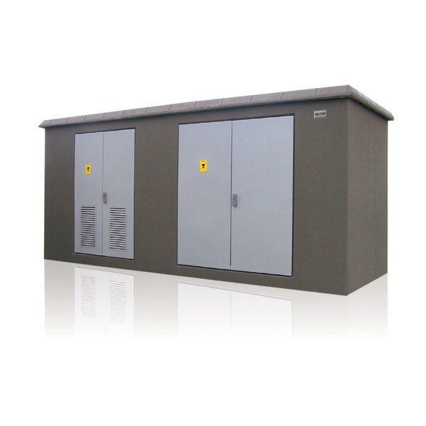 SMK E-House / Monoblock Package Substation