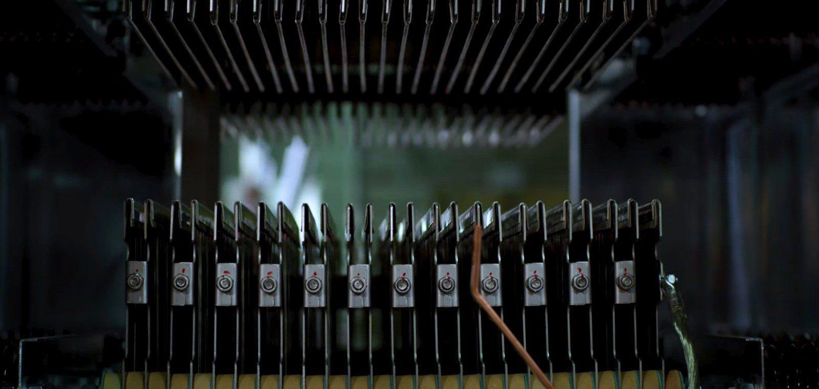 Inside of Aktif Neutral Grounding Resistors