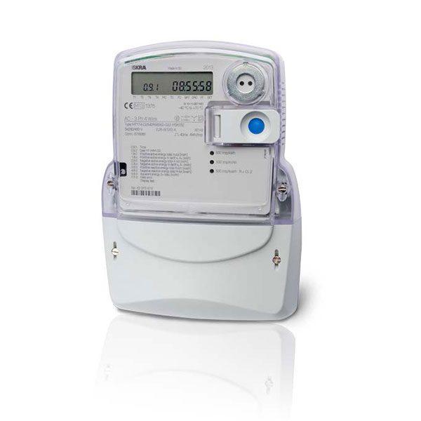 Iskraemeco Trifaze Elektrik Sayacı